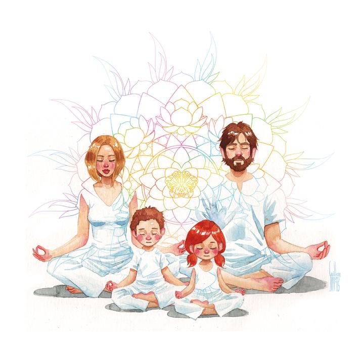 family mindfulness