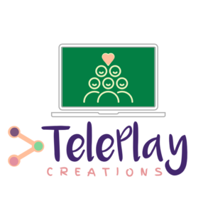 teleplay creations logo with icon